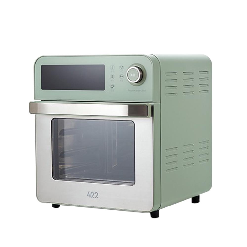 韓國 422Inc|13L 氣炸烤箱(綠)