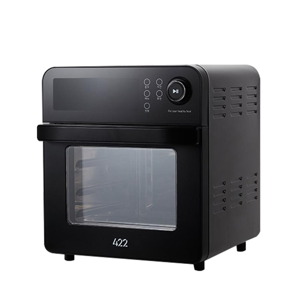 韓國 422Inc|13L 氣炸烤箱(黑) 全配組
