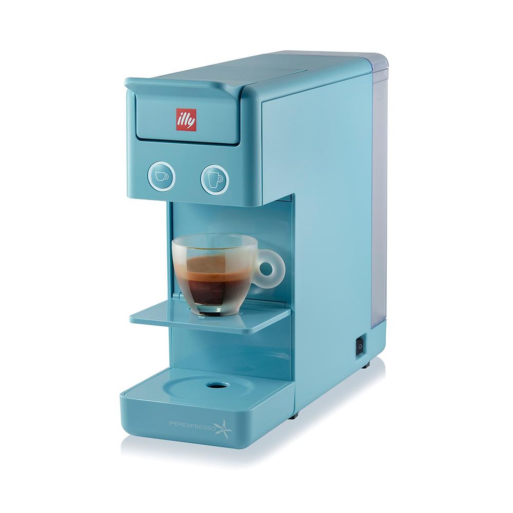 illy Y3.2 膠囊咖啡機(藍)