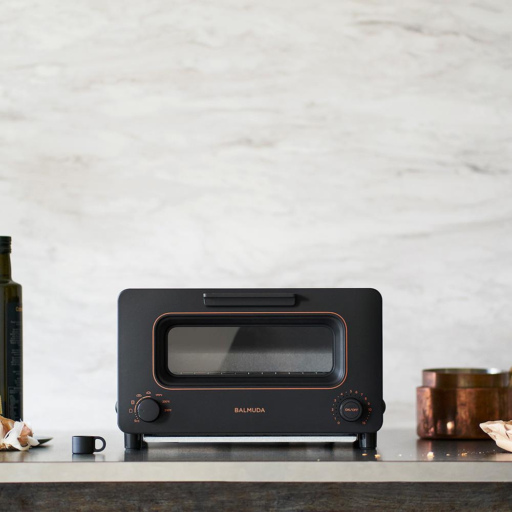 BALMUDA|K05C- 蒸氣烤麵包機(黑)