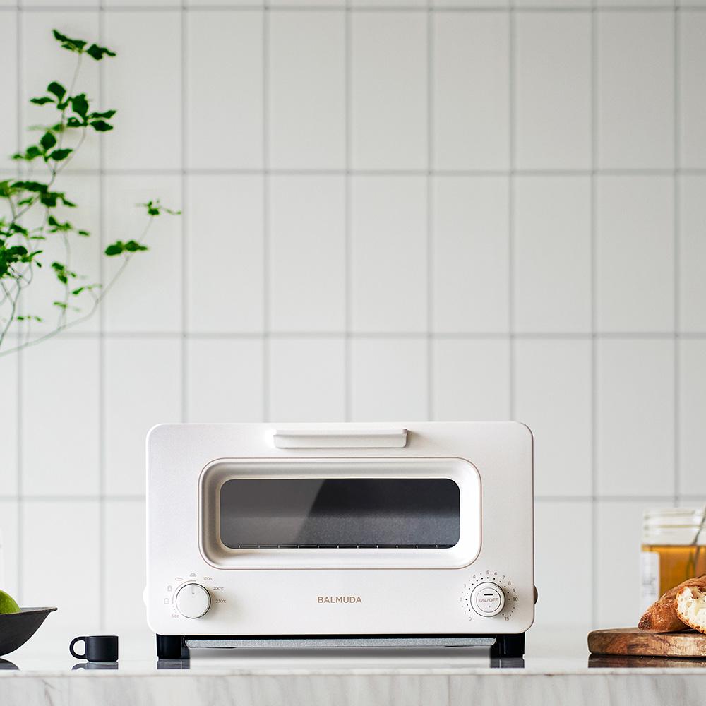 BALMUDA|K05C- 蒸氣烤麵包機(白)