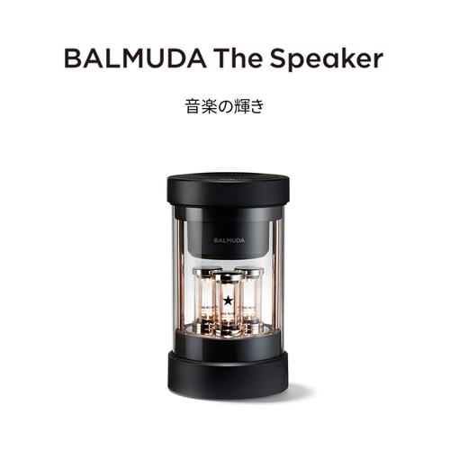 BALMUDA The Speaker 無線揚聲器 M01C-BK