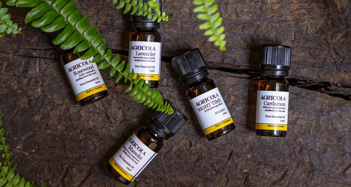 Agricola植物者|澳洲檀香精油(5ml)