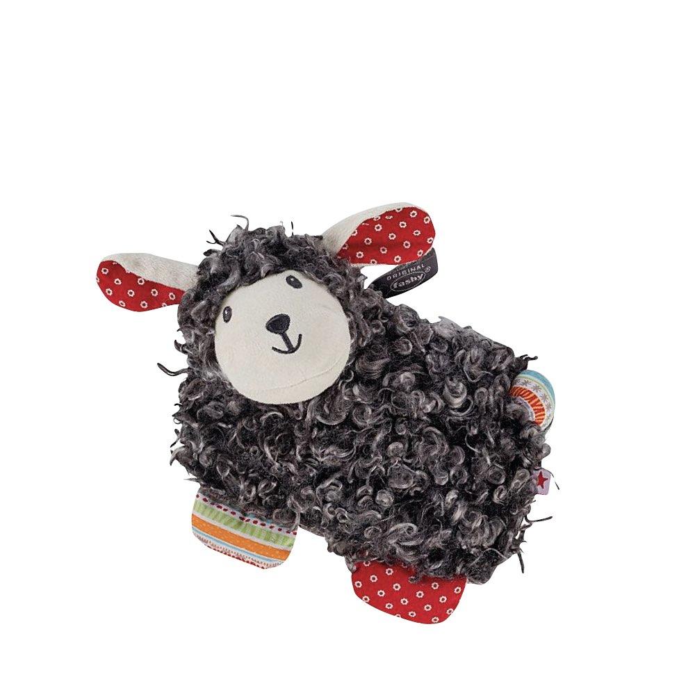德國Fashy|原裝進口 Blacky小黑羊種子暖敷娃娃