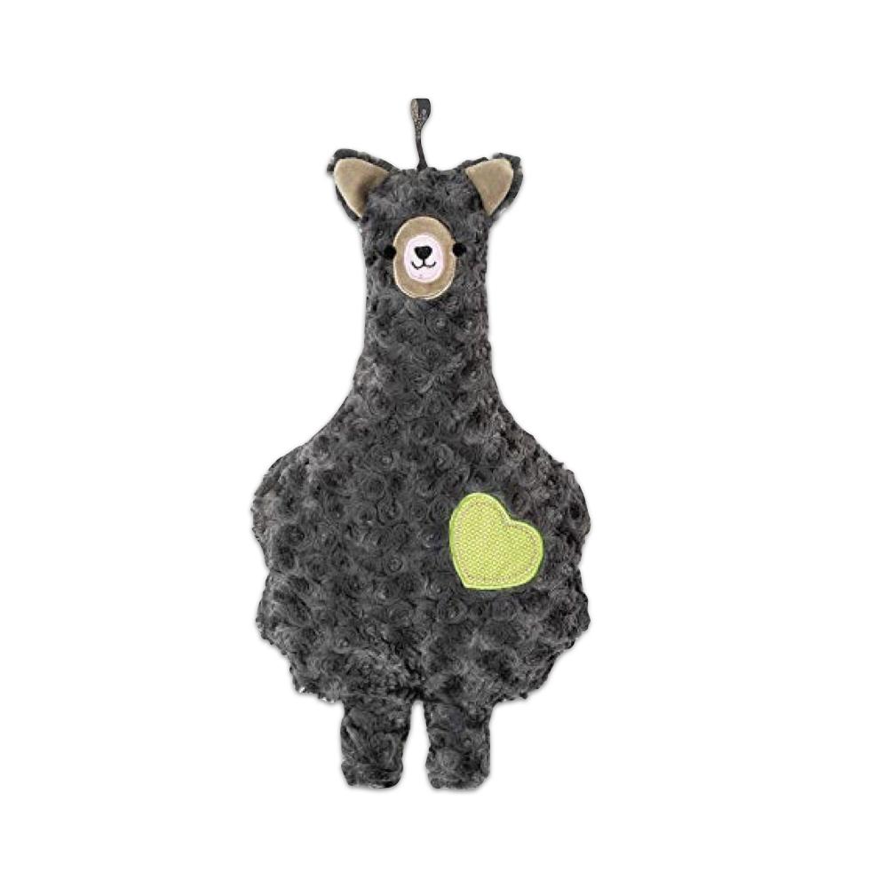 德國Fashy 原裝進口 可愛羊駝Lima玩偶熱水袋 0.8L