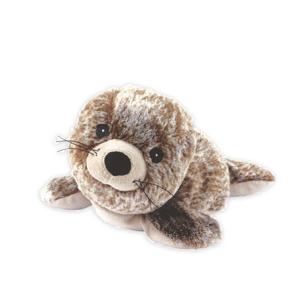 英國Warmies|原裝進口 小海豹植物系溫感娃娃