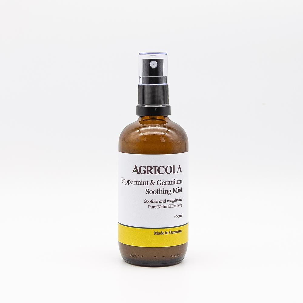 Agricola植物者|薄荷甦醒噴霧–晨曦玫瑰(100ml)