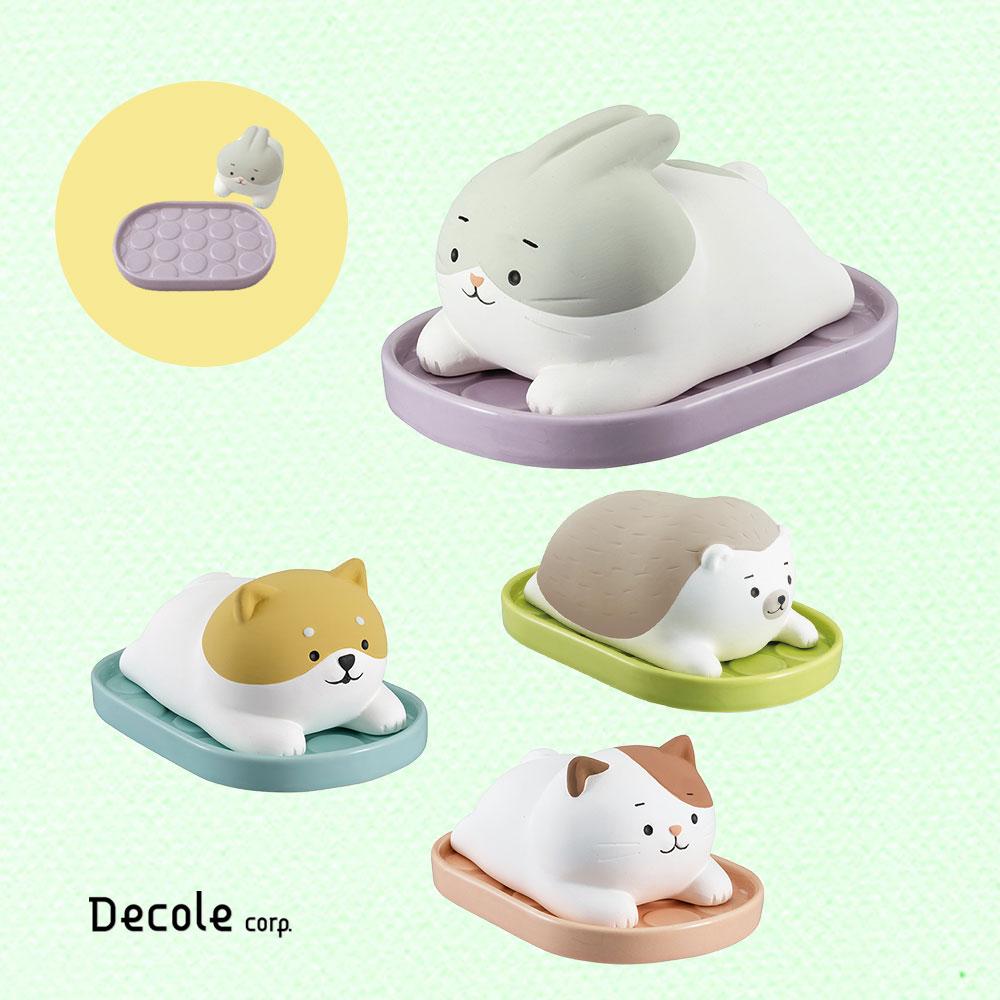 DECOLE|日本免插電超萌除濕小幫手 (柴犬懶洋洋)