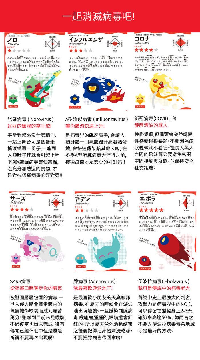 日本DREAMS POCKET SOAP 病毒滾開隨身洗手皂
