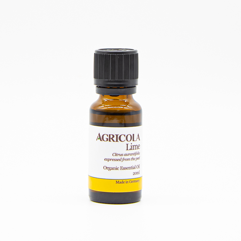 AGRICOLA植物者 萊姆精油 (20ml/歐盟有機認證)