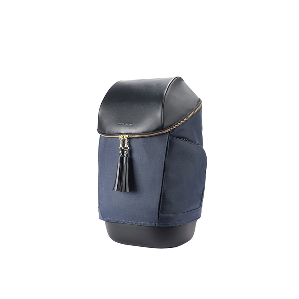 SUPER DOUBLE|快卡背包-時尚款(深藍色)