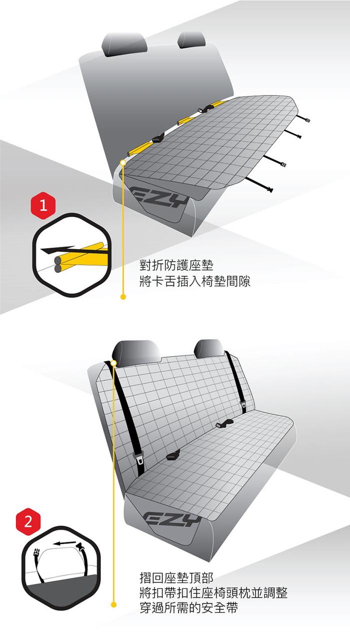 (複製)澳洲EZYDOG|輕巧版零拉力牽繩-丹寧