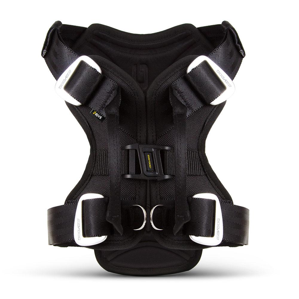 澳洲EZYDOG|全方位車用防護胸背帶  L