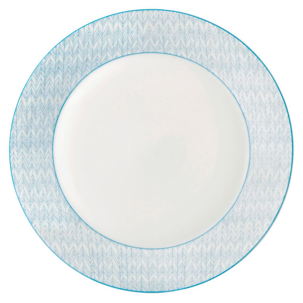 Royal Doulton 皇家道爾頓 | Pastels 北歐復刻系列  28cm平盤 (粉彩藍調)