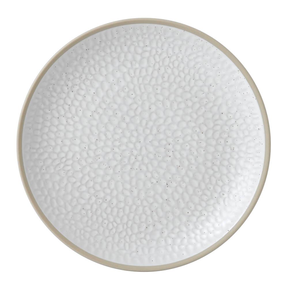 Royal Doulton 皇家道爾頓|Maze Grill Gordan Ramsay 主廚聯名系列 22cm平盤 (典雅白)
