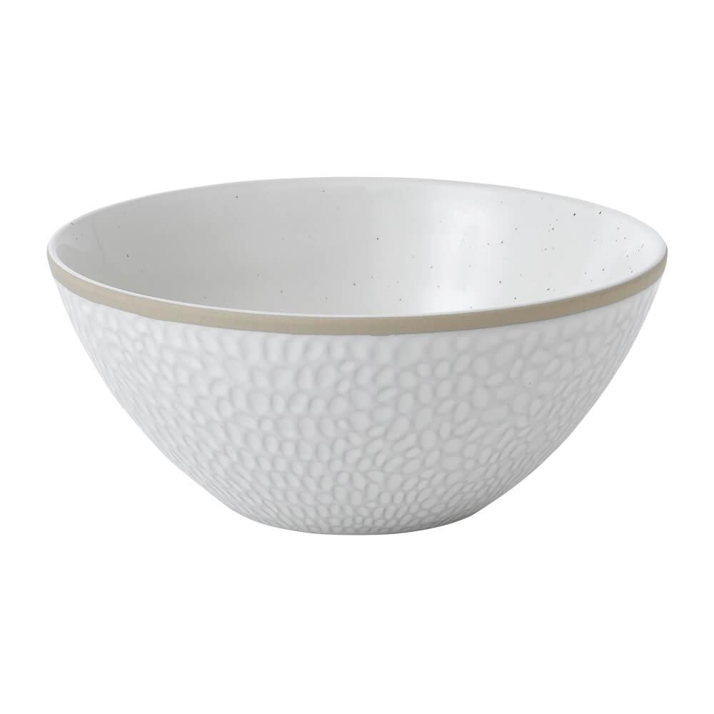 Royal Doulton 皇家道爾頓|Maze Grill Gordan Ramsay 主廚聯名系列 16cm餐碗 (典雅白)