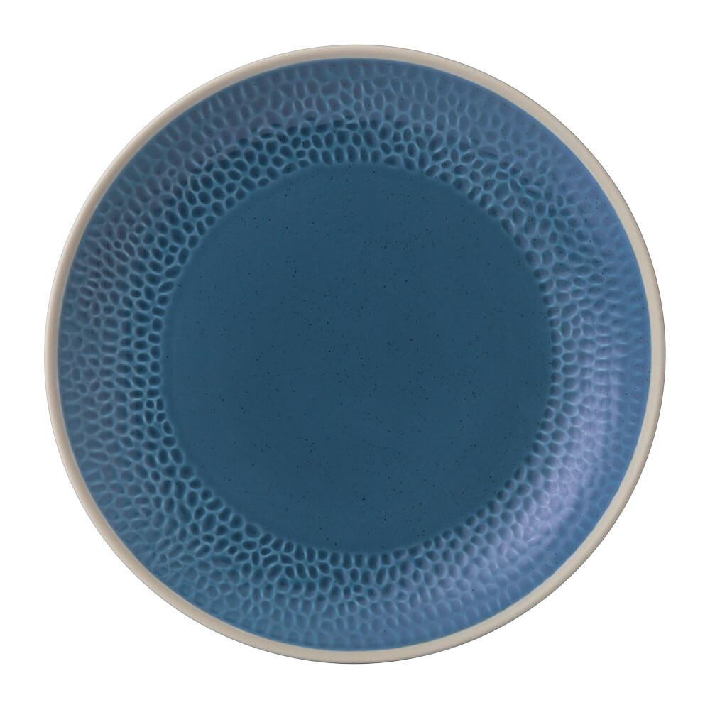 Royal Doulton 皇家道爾頓 Maze Grill Gordan Ramsay 主廚聯名系列 27cm平盤 (知性藍)