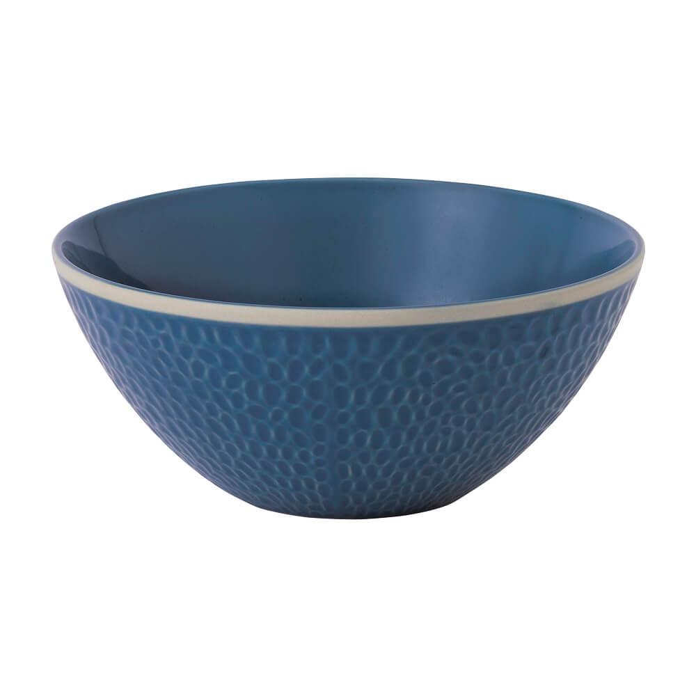 Royal Doulton 皇家道爾頓|Maze Grill Gordan Ramsay 主廚聯名系列 16cm餐碗 (知性藍)