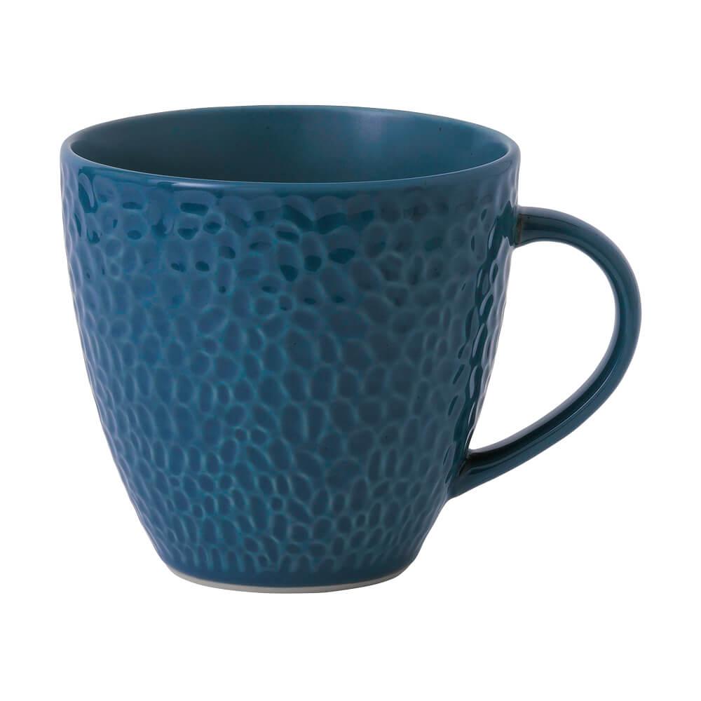 Royal Doulton 皇家道爾頓|Maze Grill Gordan Ramsay 主廚聯名系列 400ml馬克杯 (知性藍)
