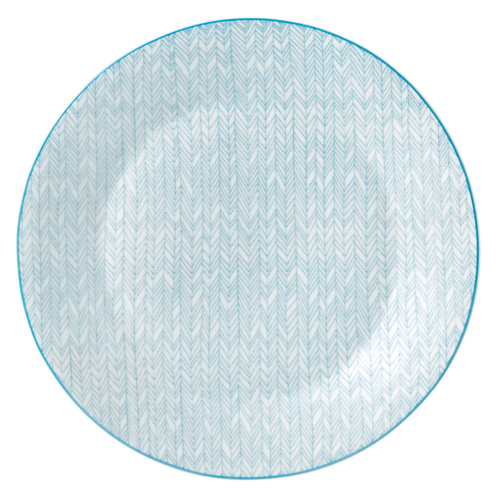 Royal Doulton 皇家道爾頓 | Pastels 北歐復刻系列 23cm平盤 (粉彩藍調)