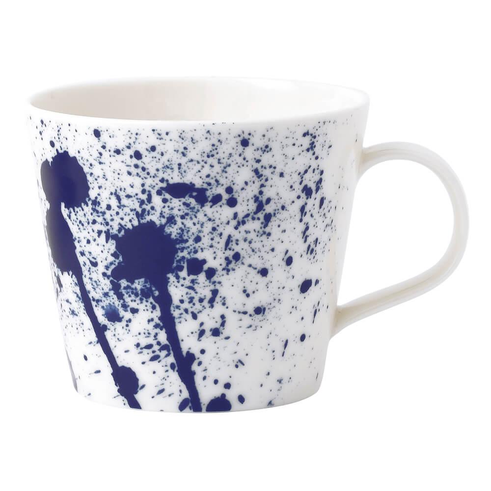 Royal Doulton 皇家道爾頓|Pacific 海洋系列 400ml馬克杯 (浪花)