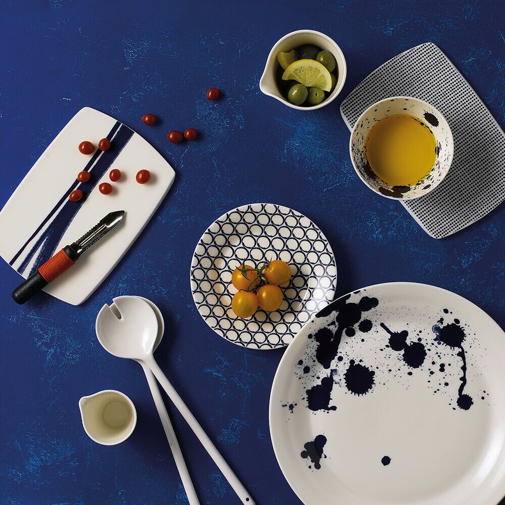Royal Doulton 皇家道爾頓|Pacific 海洋系列 15cm餐碗(沙紋)