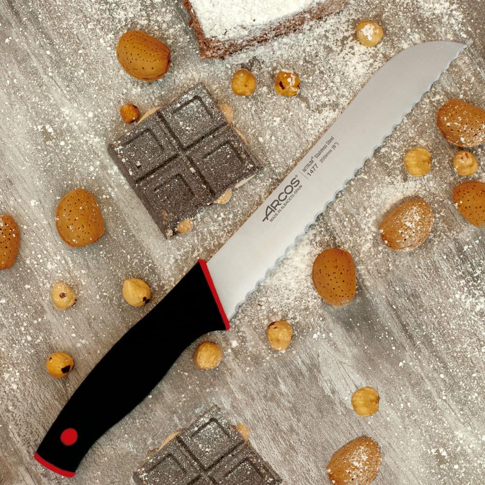 西班牙ARCOS|Dúo杜爾系列200mm麵包刀