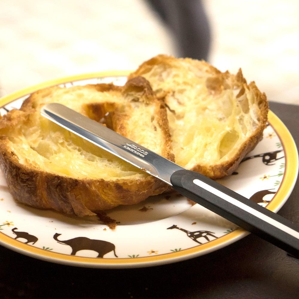 西班牙ARCOS|便攜料理刀/餐刀10cm(白)