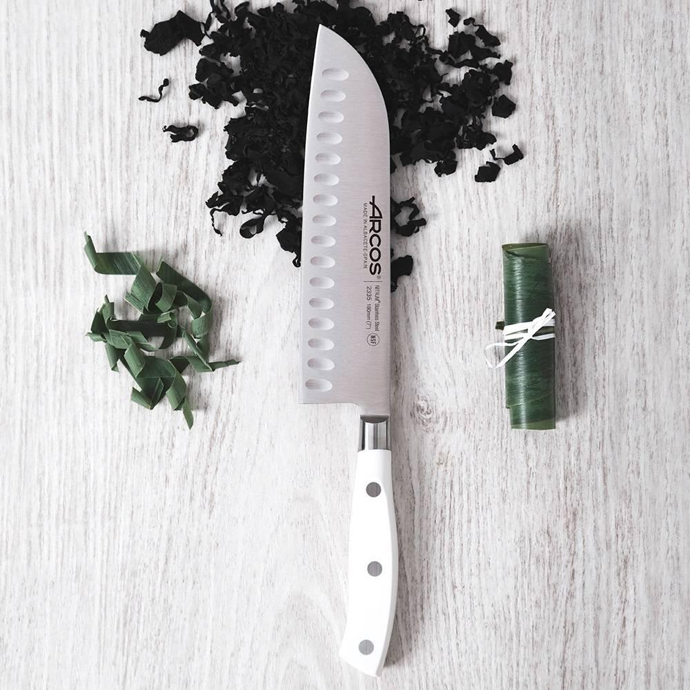 西班牙ARCOS|Mario Sandoval米其林主廚系列 18cm三德刀