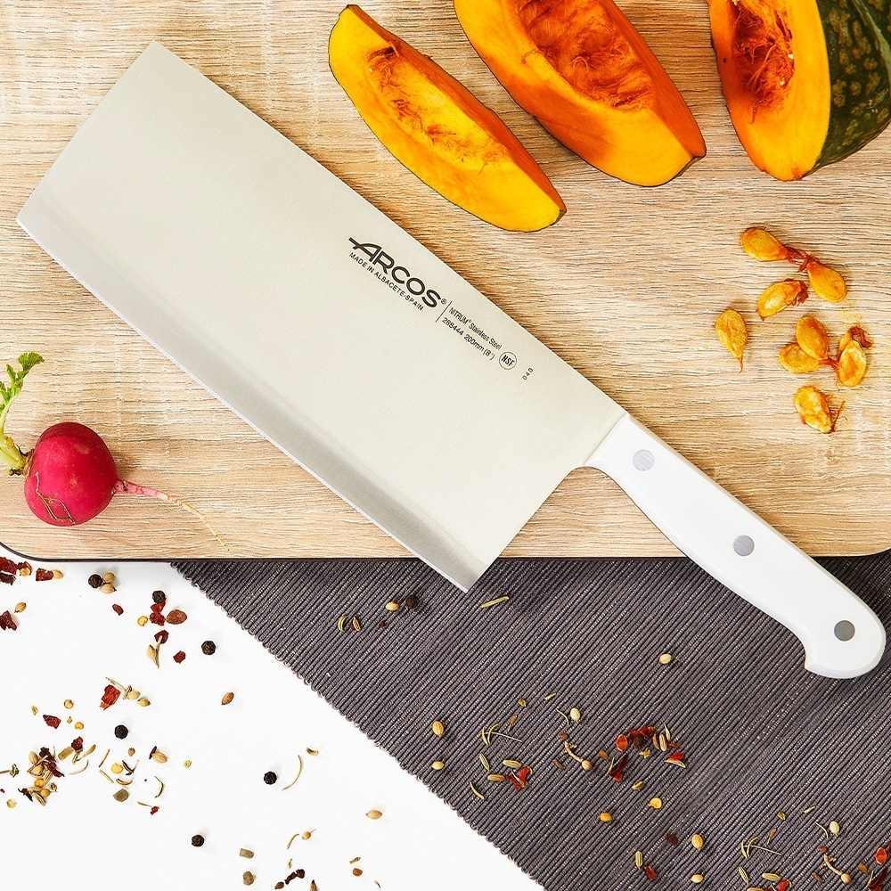 西班牙ARCOS|Mario Sandoval米其林主廚系列 20cm中式菜刀