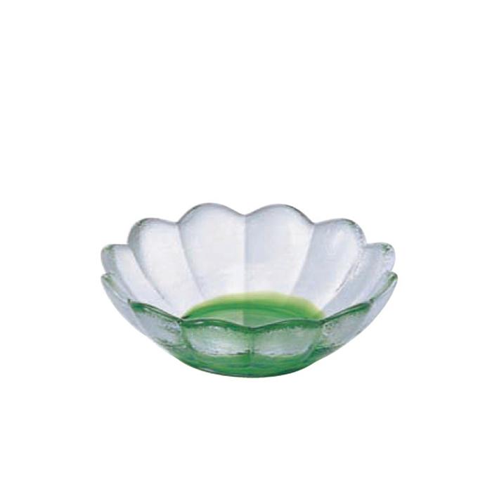 (複製)ADERIA|津輕系列手作藍色彩潤蓮花造型玻璃碗/1入