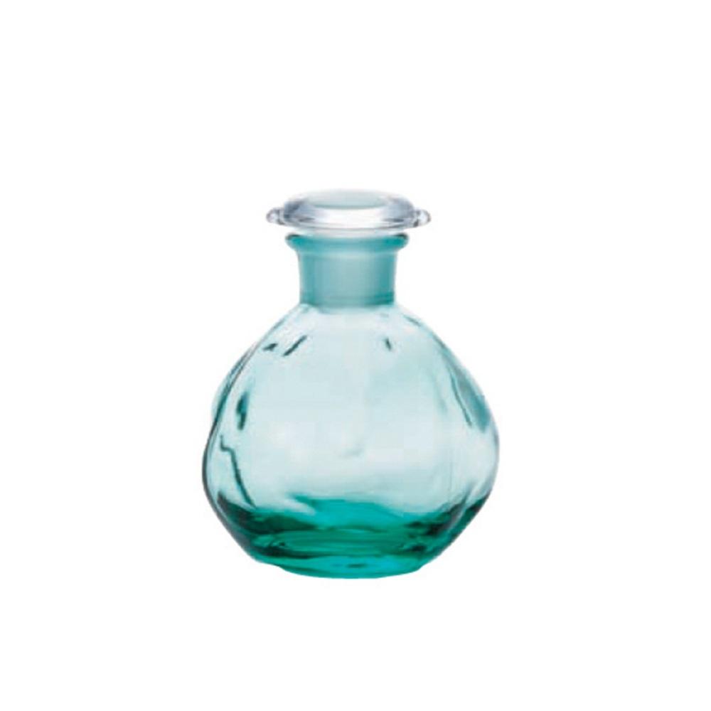 ADERIA 津輕系列手作綠色無鉛水晶調味瓶/1入