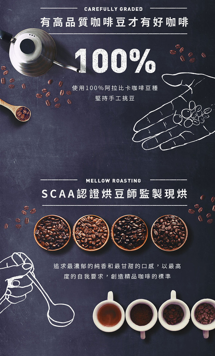 cama cafe|濾掛式咖啡-義式咖啡(10gX10包)