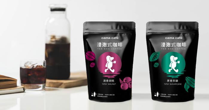 cama cafe|冷萃.浸泡式咖啡-酒香胡桃(12g*10包入)