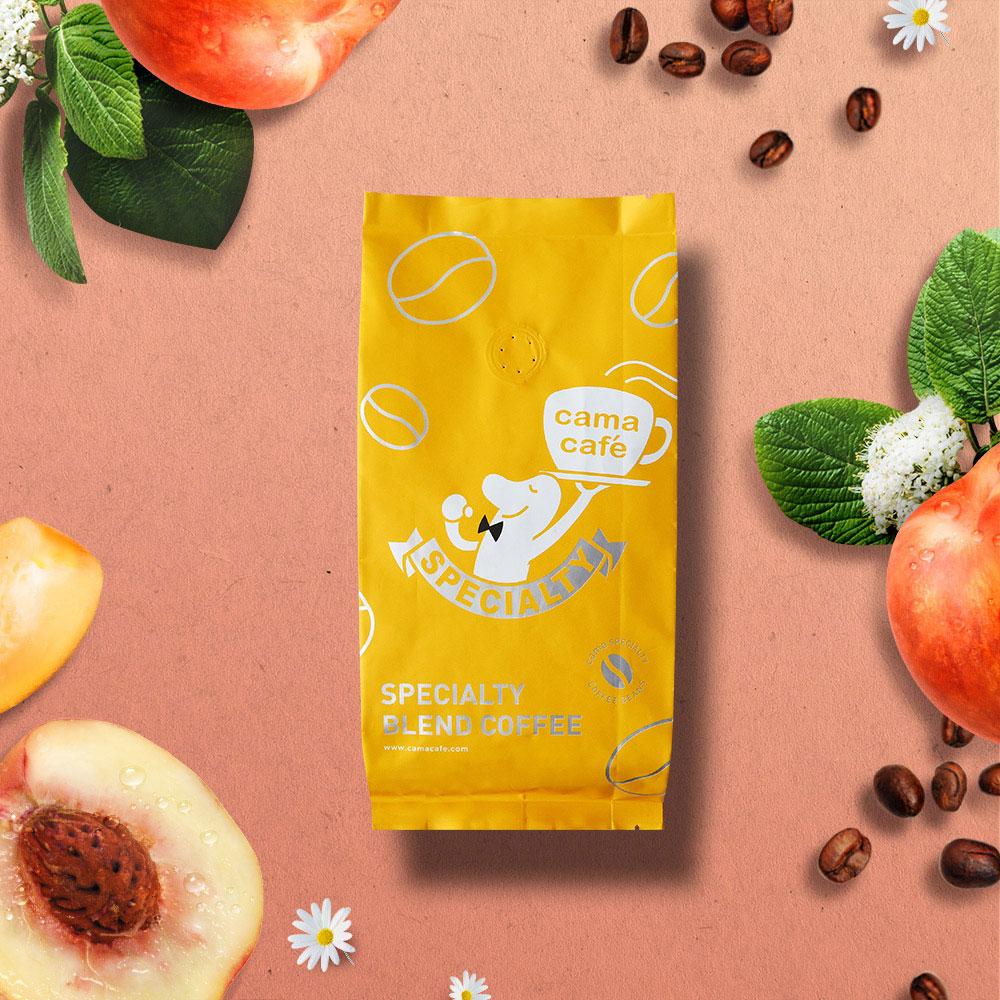 cama cafe|花香耶加雪菲咖啡豆(淺焙.250g)