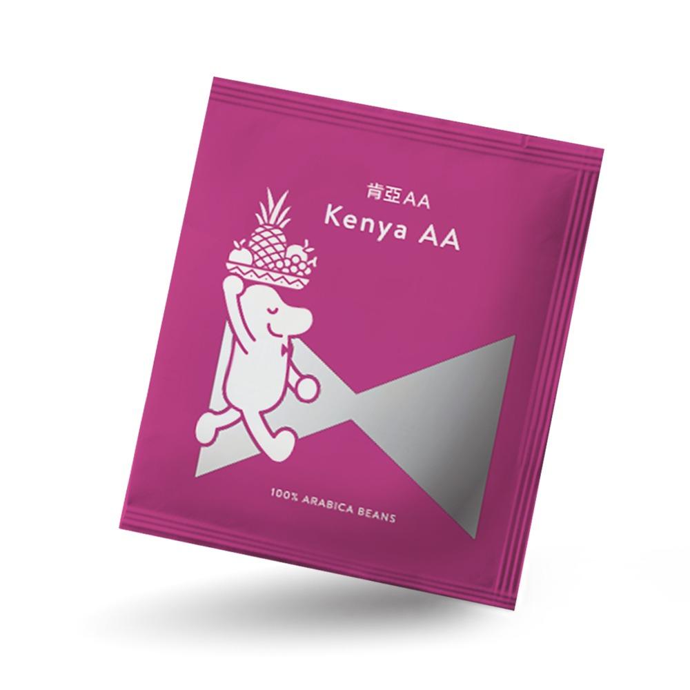 cama cafe 濾掛式咖啡-肯亞AA(10gx10包)
