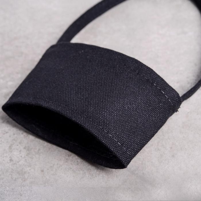 (複製)禾織|環保帆布杯套提袋(米白) 2入組