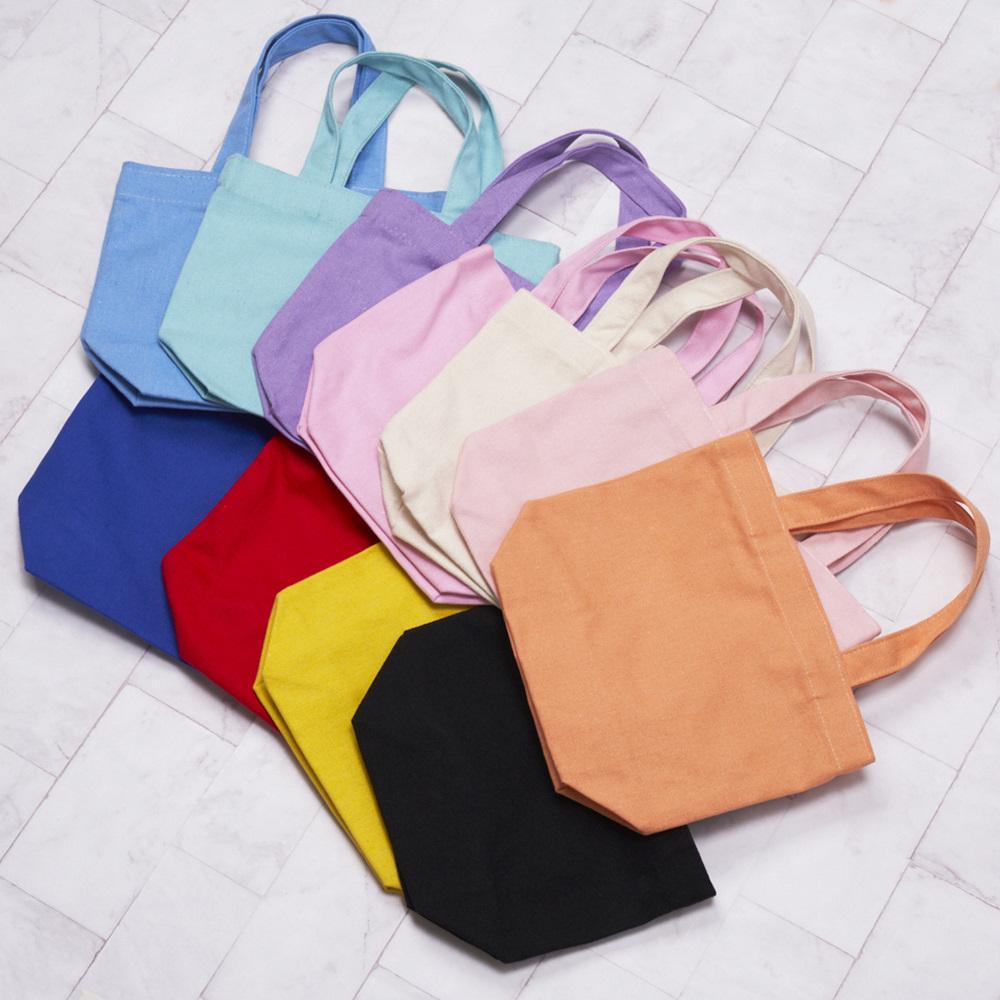禾織|多彩手工帆布便當小提袋