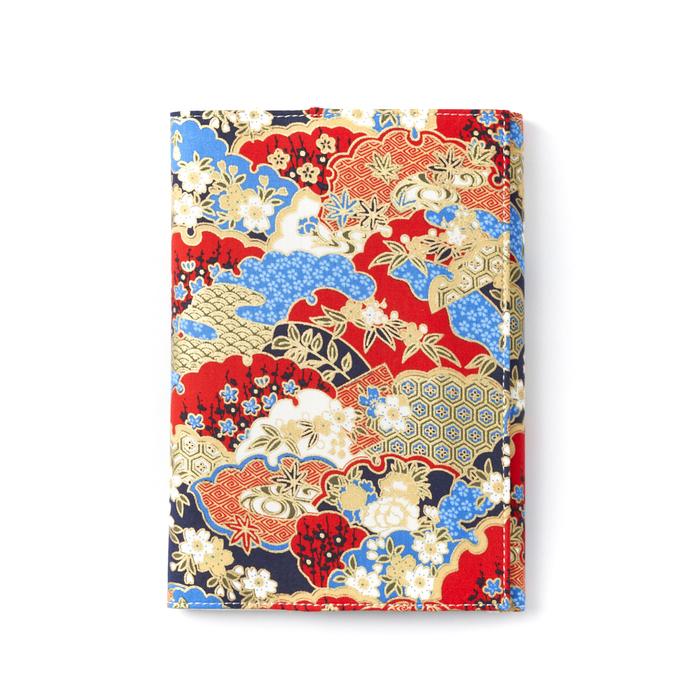 禾織|日式和風A5書衣保護套