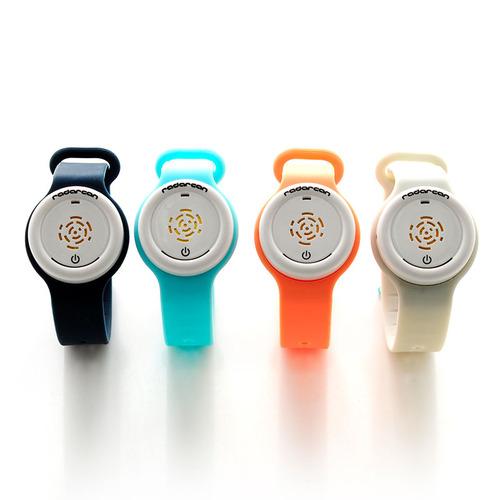 RADARCAN | R-100時尚型驅蚊手環PLUS升級版(四色可選)