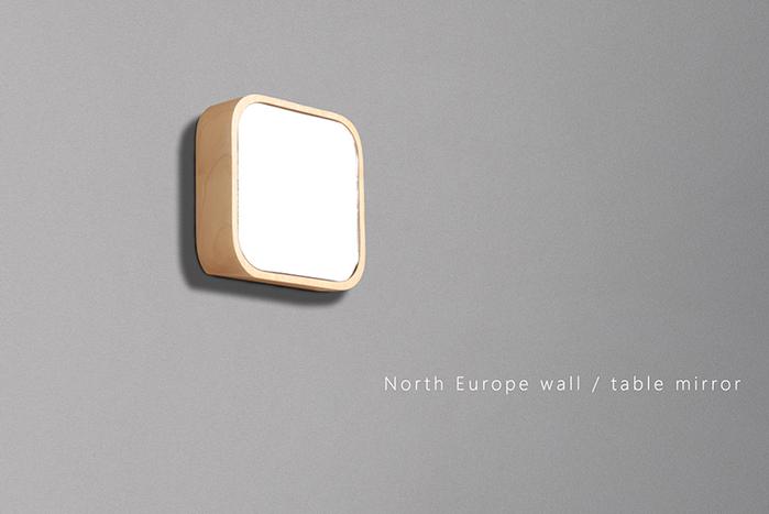 PAVIDEN|北歐風 鏡台
