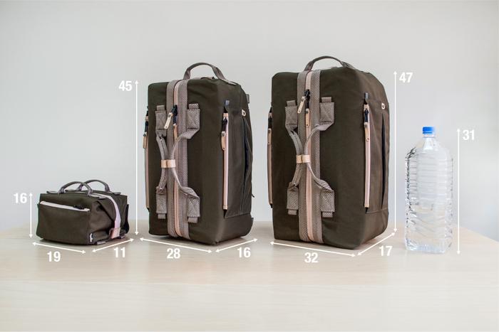 Dr.Wilds|荒野醫生包-小包組3.5L(碳黑)