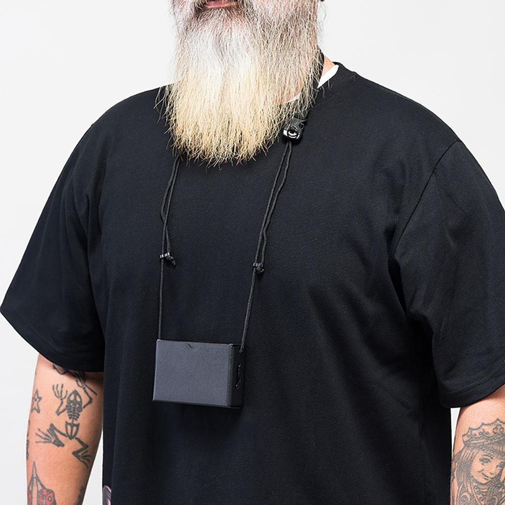 Bin-Neng 檳能盒 (盒子+長肩帶+皮扣繩+貼紙)