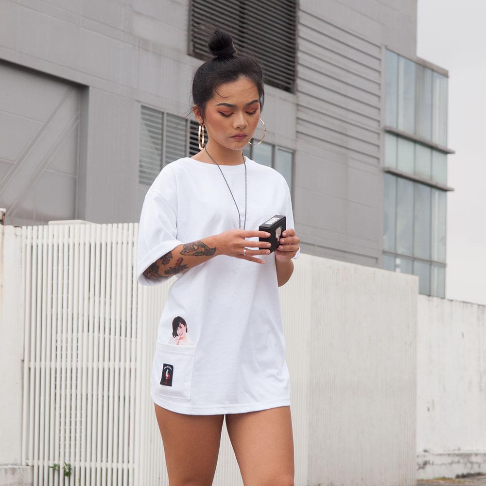 Bin-Neng|檳能衫 (黑色/白色)