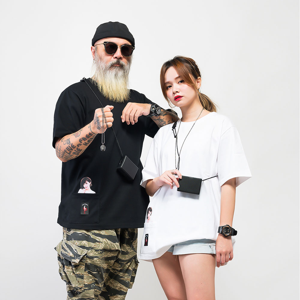 Bin-Neng|檳能全套 (檳能項鍊+檳能盒+檳能衫)