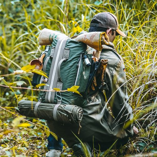 Dr.Wilds|荒野醫生包 露營醫生 三色  30L主包