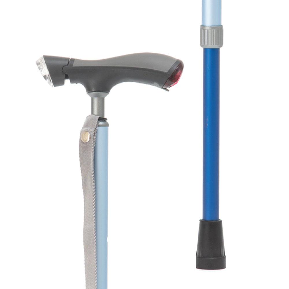 bles|海鷗經典手杖(藍黑)配件組合