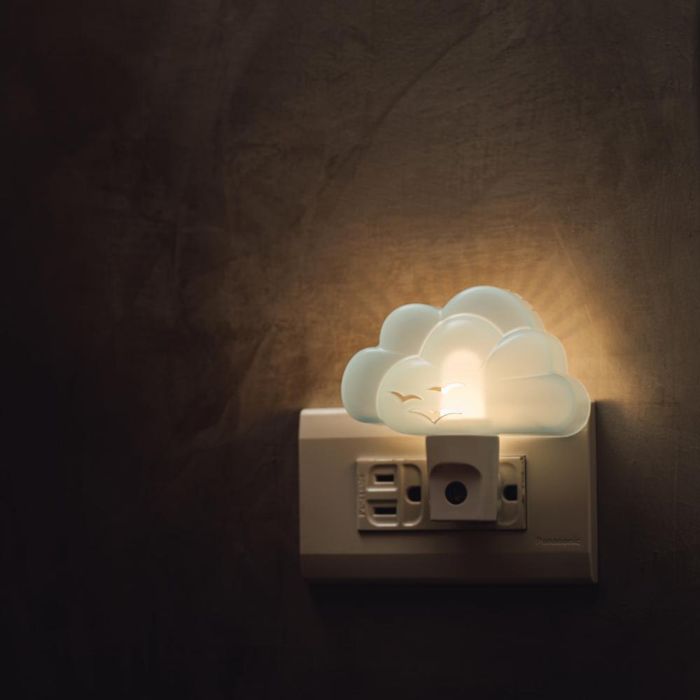 swee|插座式小夜燈-日出款