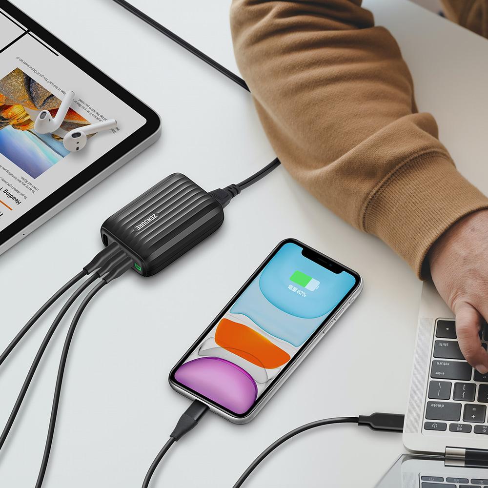 Zendure|SuperHub 48W 多合一充電集線轉接器 (Macbook款)