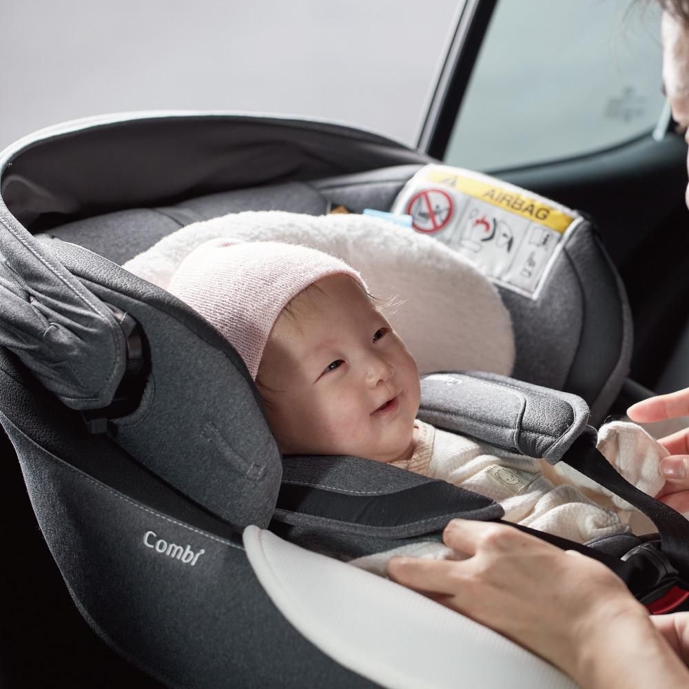 Combi|Culmove Smart 安全汽座_爵色棕